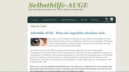 Selbsthilfe AUGE